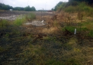 Large site clearance