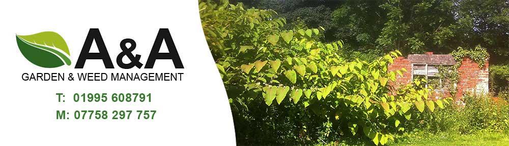 AA Garden and Weed Management, Longridge, Preston